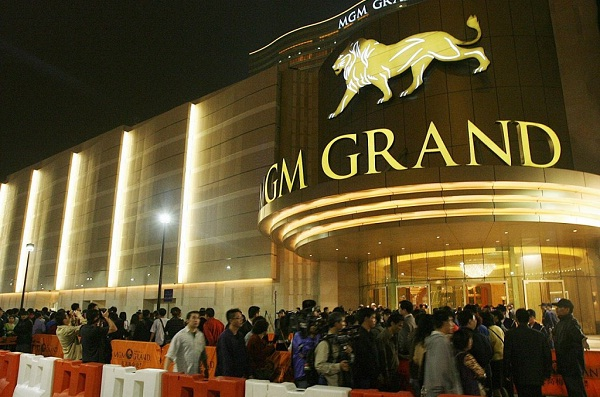 MGM China Holdings Ltd set to build 2 casino resort in Macau