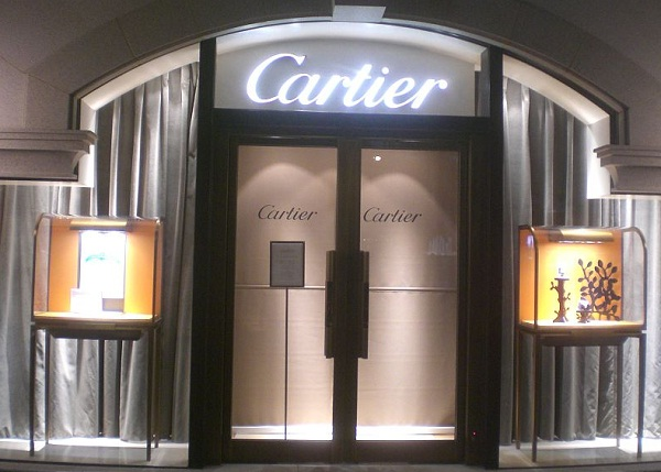 Maker of Cartier jewelry Richemont sees Q3 sales increase