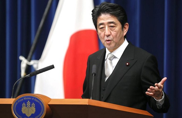 Abe unveils $116bn stimulus aimed at reviving Japan's economy