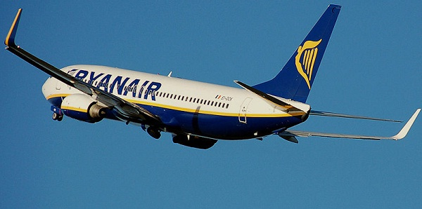 Ryanair Sees its Q3 Profits Climb 21%