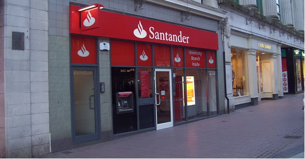 Santander interested in £2bn acquisition of Clydesdale and Yorkshire banks