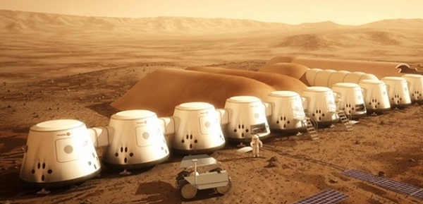 Fed up with boring life? Ready for change? Gear up for Mars!