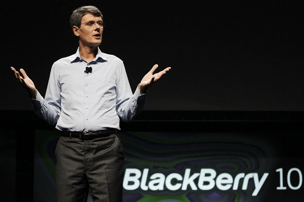 RIM launches BlackBerry 10 as it fights to survive