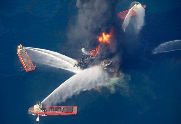 Transocean settles to pay $1.4B for Gulf oil spill
