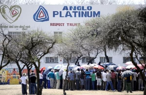 Anglo American Platinum posts $715m loss on 2012 violent labor strikes in South Africa