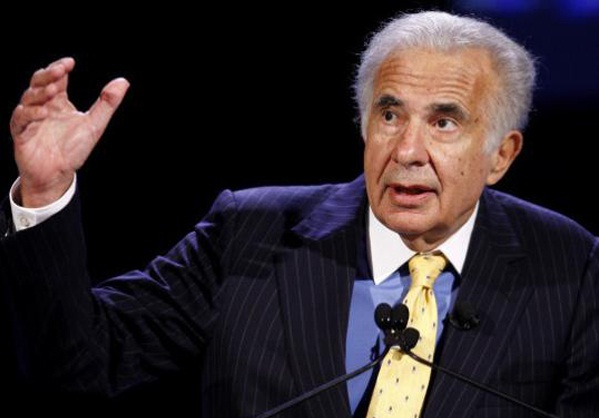 Carl Icahn Claims 13% Stake in Herbalife