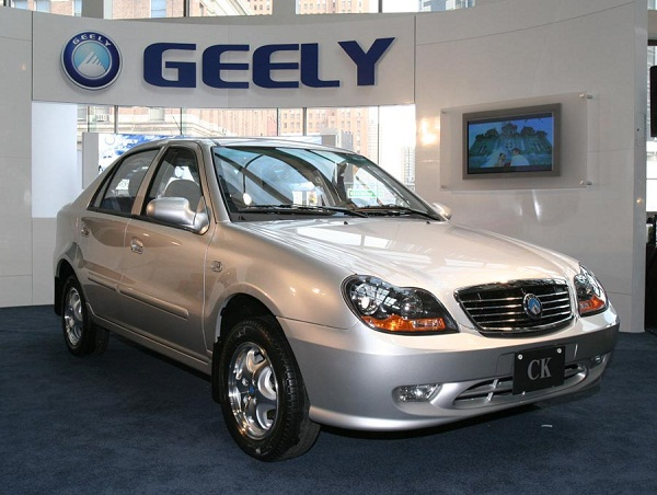China's Geely acquires taxi maker Manganese Bronze