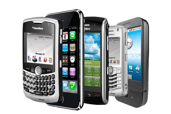 Global mobile phone sales slump in 2012. Apple and Samsung still in the lead
