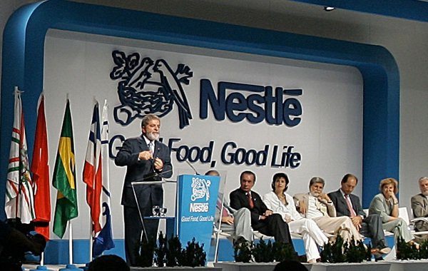 Nestle SA has been hit by horsemeat scandal