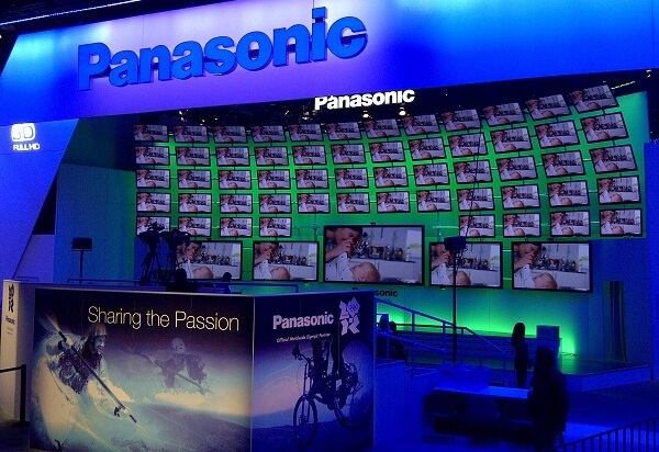 Panasonic Improves Third Quarter Performance