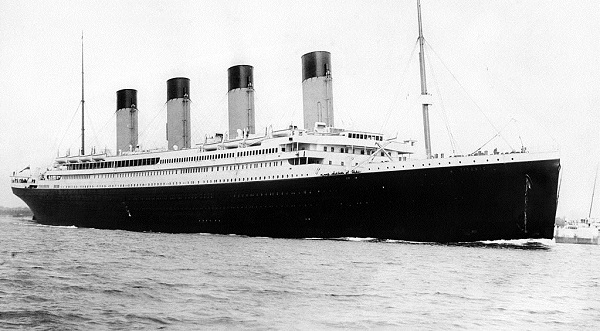 Replica of Titanic to set sail in 2016. Interested in cruise?