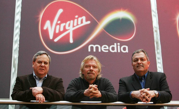 Acquisition of Virgin Media opens new chapter for Malone's Liberty Global