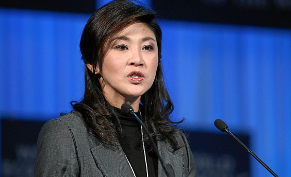 Yingluck Shinawatra, the Prime Minister of Thailand
