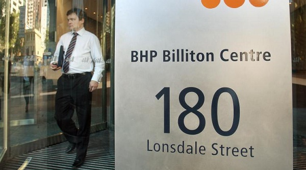 BHP firmly rejects China's allegations of iron ore manipulation