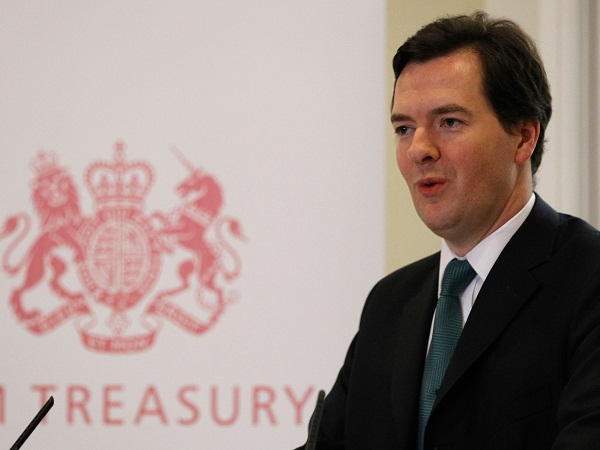 Osborne's bank reform criticized by Commission
