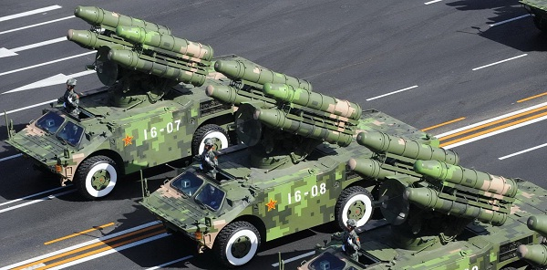 China emerges as 5th arms exporter in the world