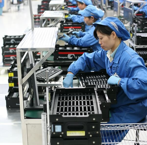 China Manufacturing Slowely Rebounds in March after Feb's Plunge