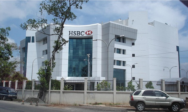 HSBC Reports Declining Full Year Profits