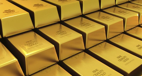 Gold Slides down with $560 Billion from Central Banks Equities Rally
