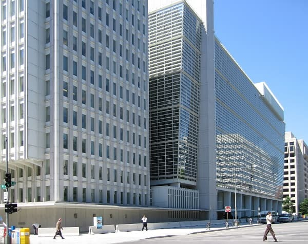 Headquarters of the World Bank