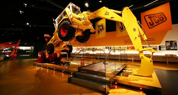 JCB notes high profits on demand in Africa and the Middle East