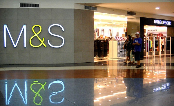 Marks & Spencer surprises with record pace of quarterly sales in 2 years