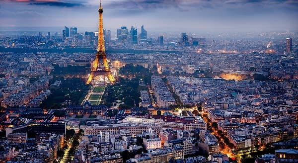Paris – Let the City of Light seduce buisness