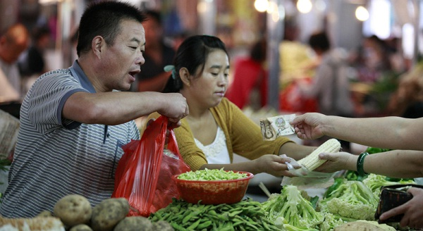China saw inflation speed up in April