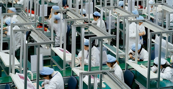 Black clouds over China as its factory PMI slows down in April