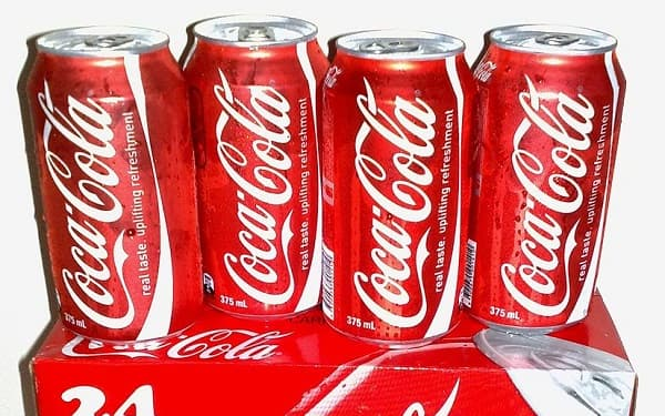 Coca-Cola's new labels to fight obesity