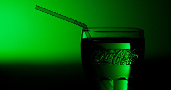 Coca-Cola now offers Live Positively Green Choices