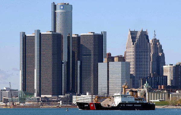 Detroit on restructure mode