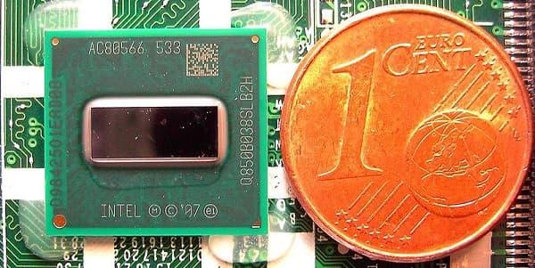 Intel Corp.'s Atom Z520