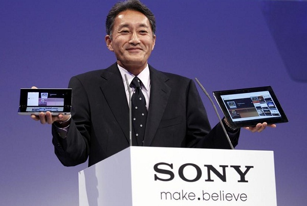 Sony surprises as it records first annual profit in 5 years