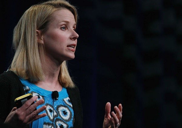 Working hard pays off as Yahoo CEO Mayer gets $36m