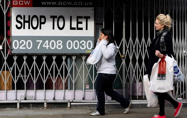 Annihilation of UK High Street nears as one in five stores to close