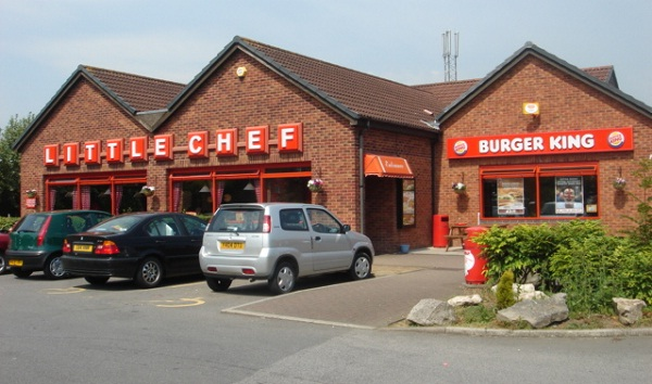 Fast food chains have appetite for UK's Little Chef