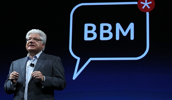 iOS and Android smartphones to join BBM environment