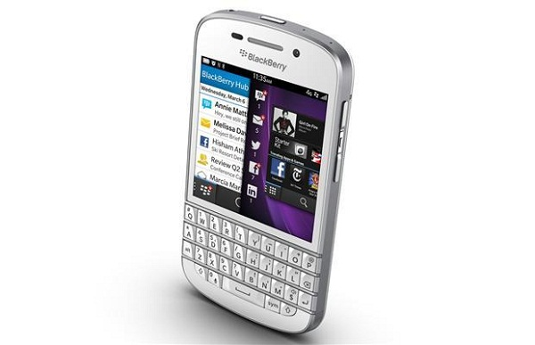 BlackBerry has turn-around hopes running high on KeyBoard-toting Q10 model