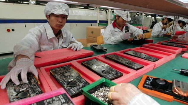Disappointing China's factory output for May bolster fears over country's growth