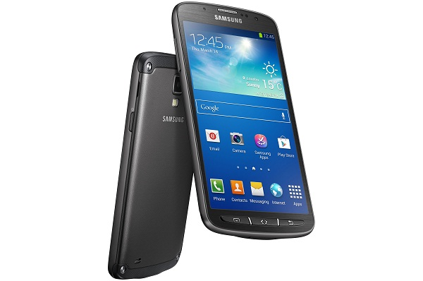 Samsung S4 Active launched for rugged users