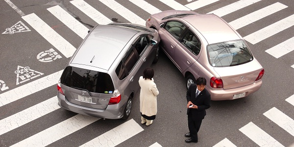Technology that conjures up road safety. World without car accidents is knocking at the door