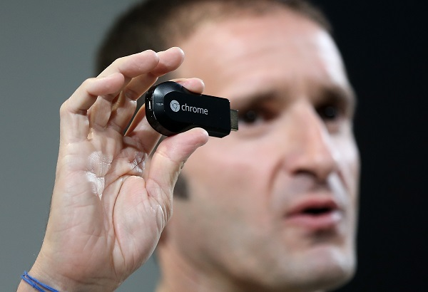 Google launches new Chromecast Internet TV device