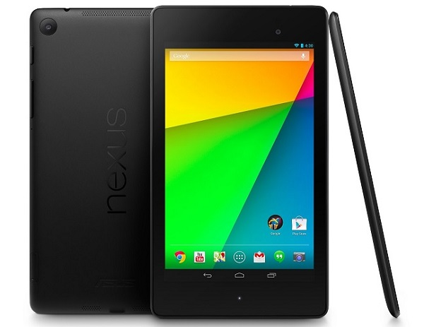 Google launches much awaited new Nexus 7 tablet with Android 4.3