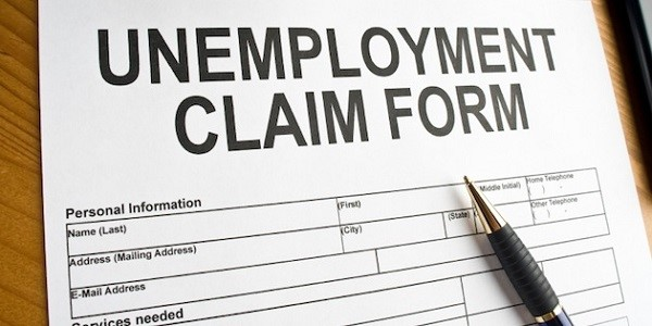 New Unemployment claims drop in the US