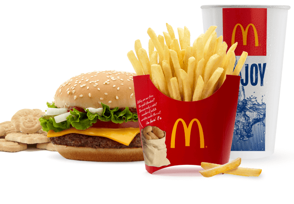 McDonald's to offer Healthy Alternatives to Fries, Soda in Value Meals