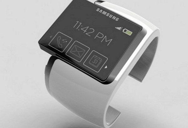 Samsung galaxy smart gear / Brownes steakhouse