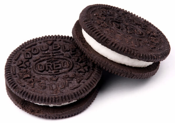 What does Oreos cookies have to do with cocaine?