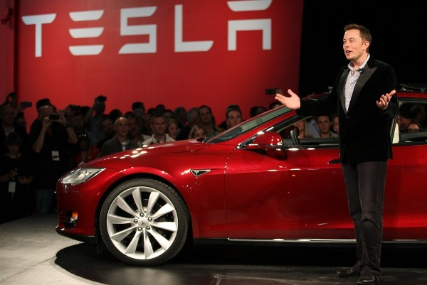 Tesla Model S cars could put you on fire, literally