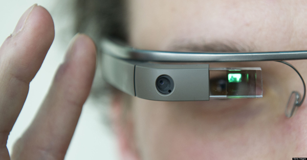 The future of business through smartglasses